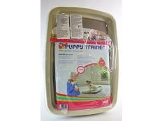 obrázek WC pes ploché + podložka Puppy trainer M 48x 35cm(7ks)