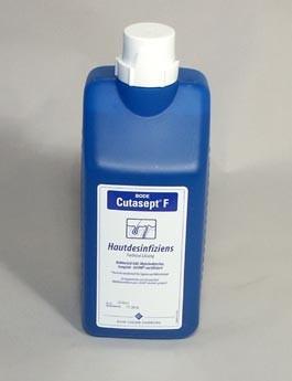 Cutasept F 1000ml dezinfekce kůže Bode