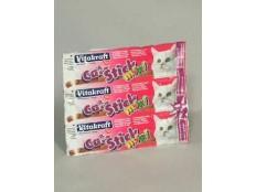 obrázek Vitakraft Cat pochoutka Stick mini Poultry/Liver 3ks