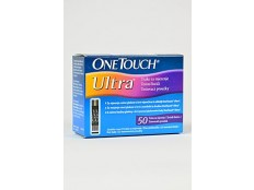 Proužky ke glukometru One Touch Ultra 50ks