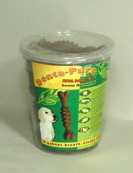Pochoutka dentální DENTA-PURE bacon 25ks