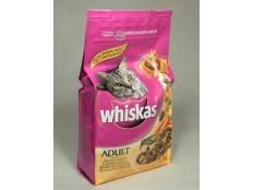 obrázek Whiskas Dry s kuřecím masem 1,5kg