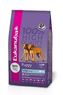 Eukanuba Dog Puppy&Junior Large 15kg