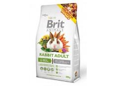 obrázek Brit Animals Rabbit Adult Complete 300g