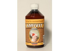 obrázek Amivit E pro exoty 500ml