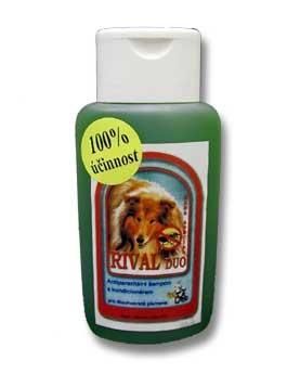 Šampon Bea Rival DUO pro psy a kočky 220ml