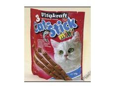 obrázek Vitakraft Cat pochoutka Stick mini Salmon+Trout 3x6g