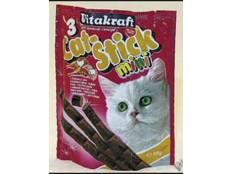 obrázek Vitakraft Cat pochoutka Stick mini Turkey+lamb 3x6g