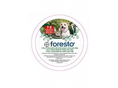 obrázek Foresto 38 obojek pro kočky a malé psy 1ks