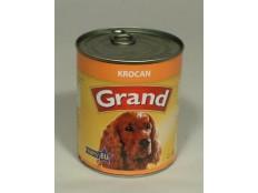 obrázek GRAND konz. pes krocaní 850g