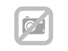 obrázek Obojek kožený hladký 30cmx14mm červená 1ks