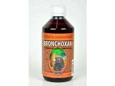 obrázek Bronchoxan pro holuby bylinný sirup 500ml