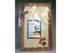 obrázek Škrábadlo rohožka sisal pro kočku 55x35cm TR