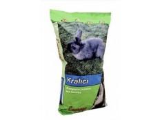 obrázek Krmivo pro králíky CHAMPION FORTE granulované 25kg
