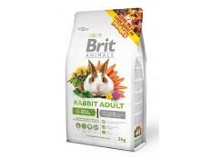 obrázek Brit Animals Rabbit Adult Complete 3kg