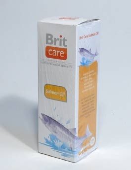 Brit Care lososový olej pes 500ml