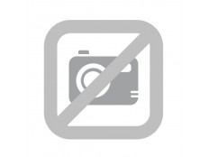 obrázek Miska keramická pes bílá/modrá 1l 18cm TR 1ks