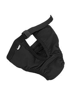 Kalhotky hárací Hurtta Outdoors Breezy XS černé