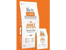 obrázek Brit Care Dog Adult Medium Breed Lamb & Rice 1kg