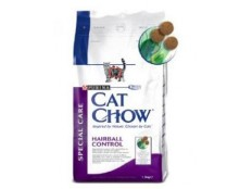 obrázek Purina Cat Chow Special Care Hairball 15kg