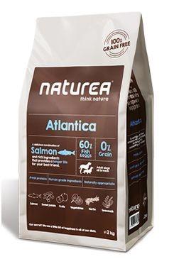 Naturea GF dog Atlantica - Adult all breeds 2kg