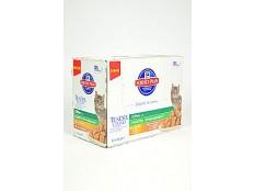 obrázek Hill's Feline kapsa Kitten Multipack Ch.,Turk. 12x85g