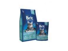 obrázek Brit Premium Cat Sensitive 800g