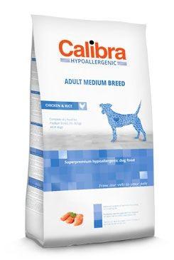 Calibra Dog HA Adult Medium Breed Chicken 3kg NEW