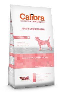 Calibra Dog HA Junior Medium Breed Lamb 3kg NEW