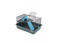 obrázek Klec myš INDOOR 40cm modrá s výbavou Zolux