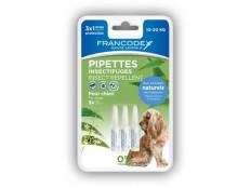 obrázek Francodex Pipeta repelentní střední pes 3x2ml