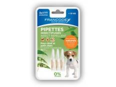 obrázek Francodex Pipeta repelentní štěně a malý pes 3x1ml