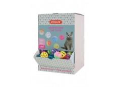 obrázek Hračka kočka Display zvonící míčky 204ks Zolux