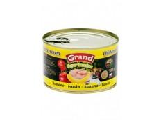 obrázek GRAND konz. pes kuře/banán 380g