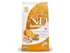 obrázek N&D Low Grain DOG Adult Maxi Codfish & Orange 12kg