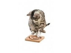 obrázek Hračka kočka interakt. hra Round about 19x19 KAR 1ks