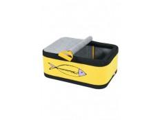 obrázek Pelech/box pro kočky SARDINE žlutá  Zolux