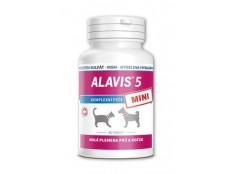obrázek Alavis 5 pro psy a kočky 60tbl MINI