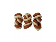 obrázek Magnum jerky uzlík brown /white 25ks