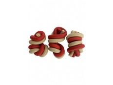 obrázek Magnum jerky uzlík red /white 25ks