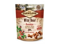 obrázek Carnilove Dog Crunchy Snack Wild Boar&Rosehips 200g