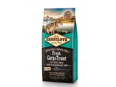 obrázek Carnilove Dog Fresh Carp & Trout for Adult 12kg