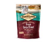 obrázek Carnilove Cat Fresh Carp & Trout Sterilised Adult 400g