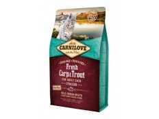 obrázek Carnilove Cat Fresh Carp & Trout Sterilised Adult 2kg