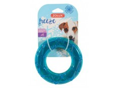 obrázek Hračka pes TPR Freeze kruh 13cm Zolux