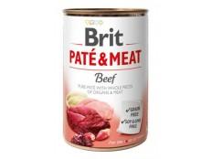 obrázek Brit Dog konz Paté & Meat Beef 400g