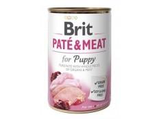obrázek Brit Dog konz Paté & Meat Puppy 400g