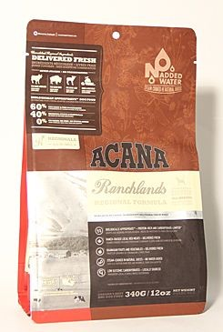 Acana Dog Ranchlands 340g