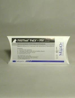 Test FeLV/FIV FASTest 2ks
