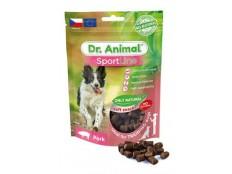 obrázek Pochoutka Dr. Animal Sportline vepřové 100g
